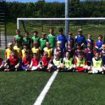 Soccer Camp Group Photo