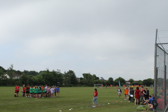 sports day overcast