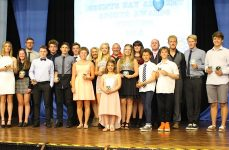 sports awards evening